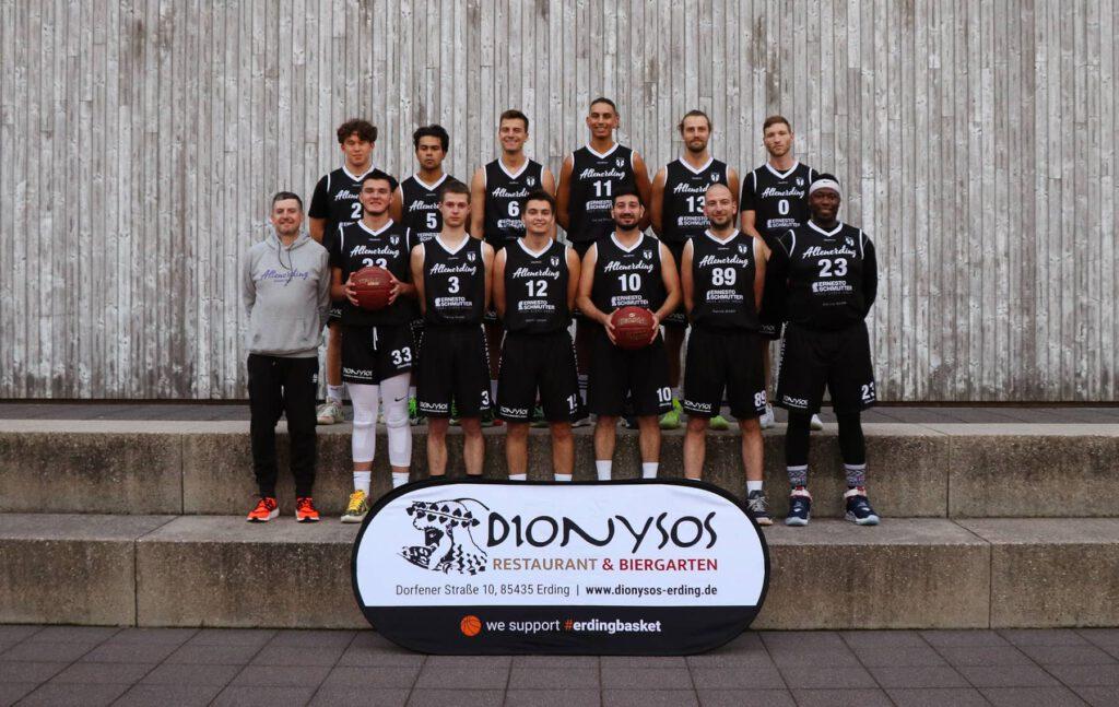 Altenerding-Basketball-Team-2021